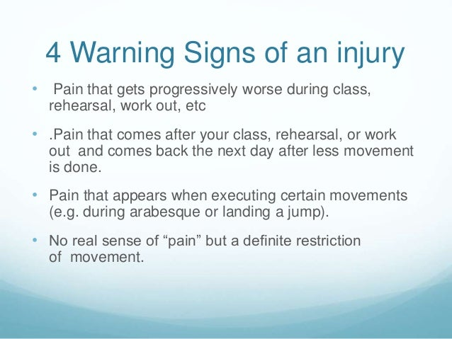 Injury prevention and Anatomy for Dancers