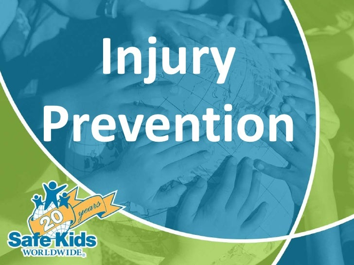 Injury Prevention<br />