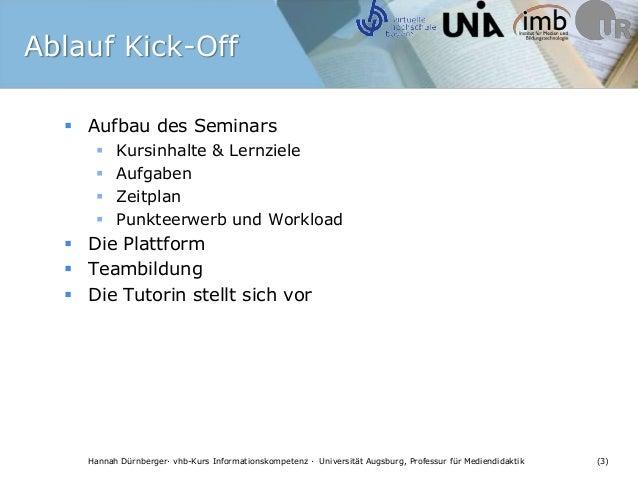 Informationskompetenz_Einführung_WS1314 Slide 3