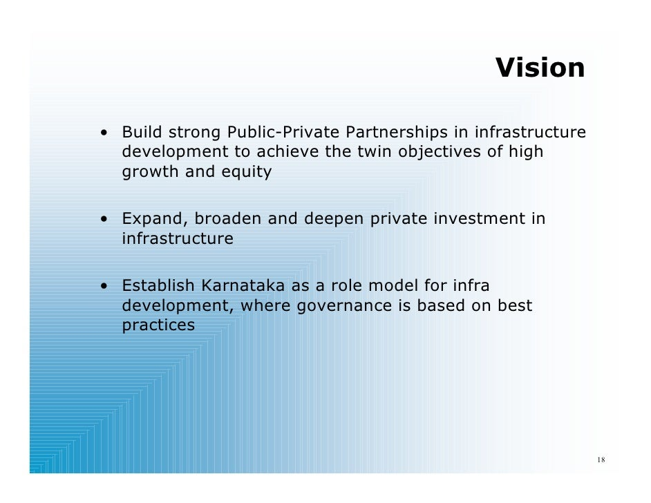 ppp in bangalore How to improve ppp projects in india: a learning from the past wednesday, 12 october 2011 11:44 this article has been authored by nitin laxman bandgar from iim bangalore.
