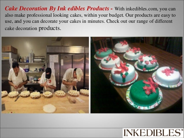 How To Decorate Cakes And Pastries