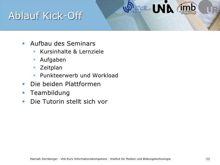 Bildquelle: pixelio.de / Tastatur metallic 2 © Rainer Sturm 2009<br />Ablauf Kick-Off<br />Aufbau des Seminars<br />Kursin...