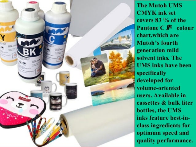 Ink Type Pigment Ink,Dye Sublimation Ink For Mutoh Printer