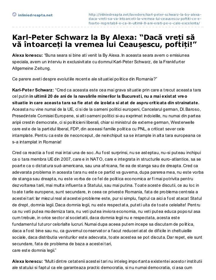 inliniedreapt a.net                      http://inliniedreapta.net/lavedere/karl-peter-schwarz-la-by-alexa-               ...