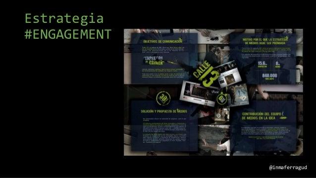 Estrategia #ENGAGEMENT @inmaferragud
