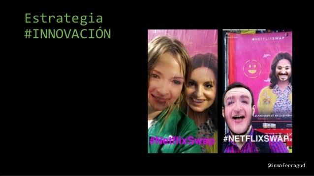Estrategia #INNOVACIÓN @inmaferragud