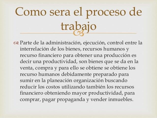 Inmobilaria integral para principio de economia Slide 3