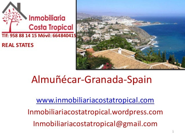 Inmobiliaria costa tropical almu car - Inmobiliaria paraiso costa tropical ...