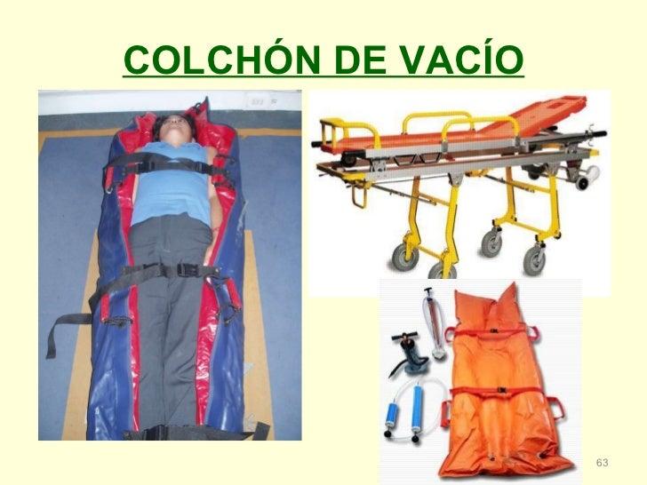 Inmovilizaciones - Colchon al vacio ...