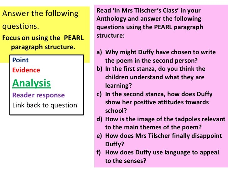 Essay questions for the pearl