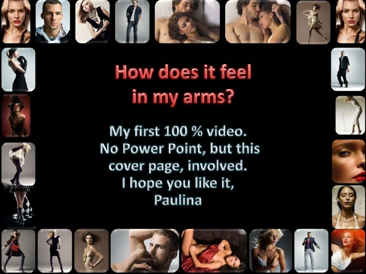 IN MY ARMS<br />My first semi-pro 100 % video. <br />HD video incorporated.<br />Thanks for taking the time to watch it an...