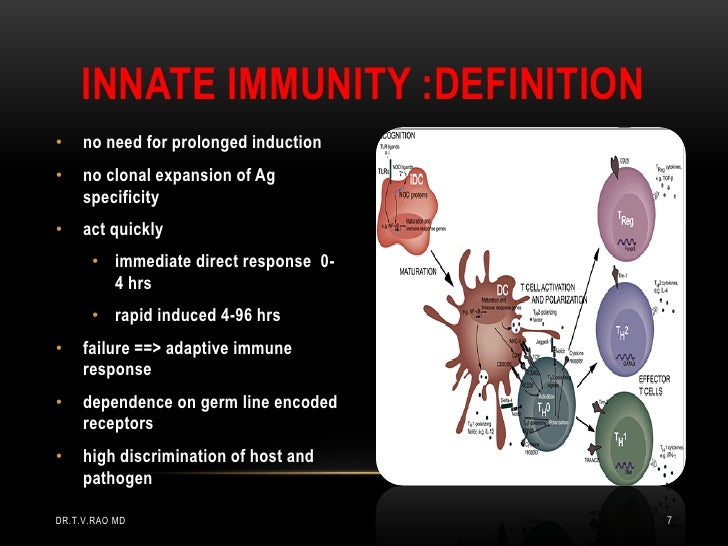 a short description of instinctive immunity Finally, the immunity conferred by passive immunization is short lived: it does not lead to the formation of long-lasting memory immune cells in certain cases, passive and active immunity may be used together.