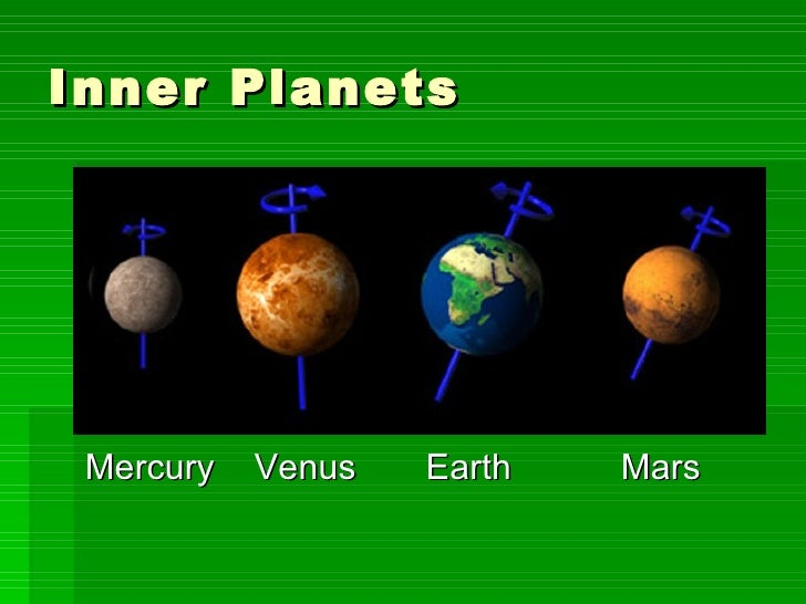outer planets and their characteristic - photo #6
