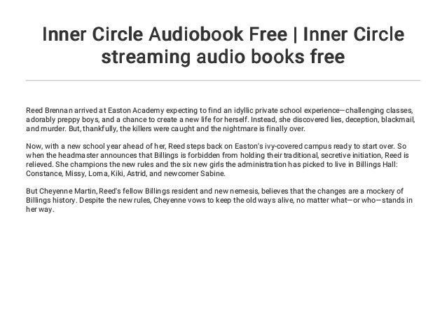 Book Of Rules Inner Circle