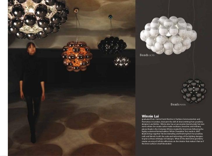 Innermost, verlichting ontworpen met inovatie-emotie-elegantie-humor