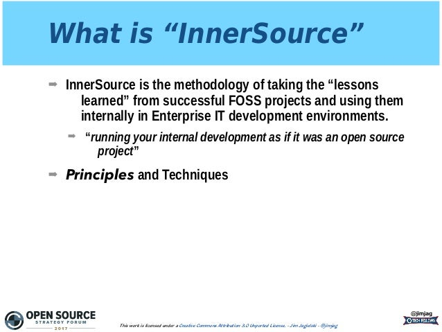 InnerSource 101 for FinTech and FinServ Slide 3