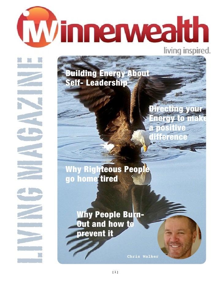 Innerwealth Living Inspired Magazine August Issue