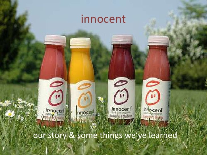 innocent<br />our story & some things we've learned<br />
