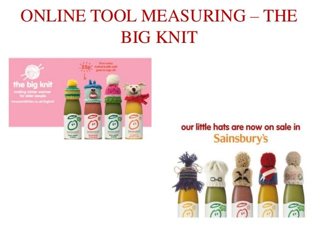 ONLINE TOOL MEASURING – THE          BIG KNIT
