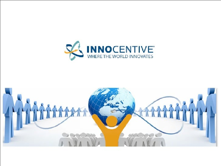 Inno for innovation & Centive for incentive •   Leader in prize-based open innovation website. •   2001 by the venture cap...