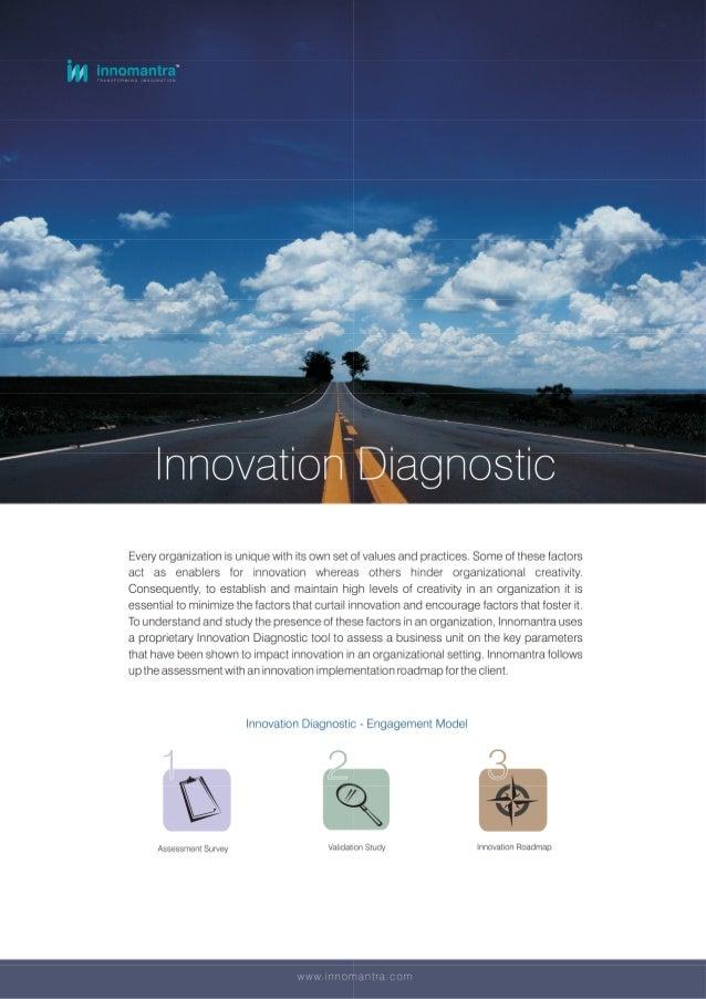 Innovation Diagnostic - Innomantra