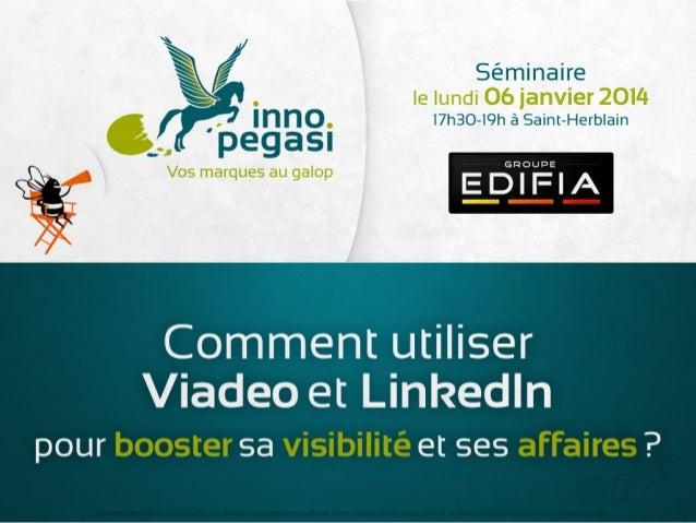 Comment utiliser Viadeo et LinkedIn pour booster sa visibilité et ses affaires ?