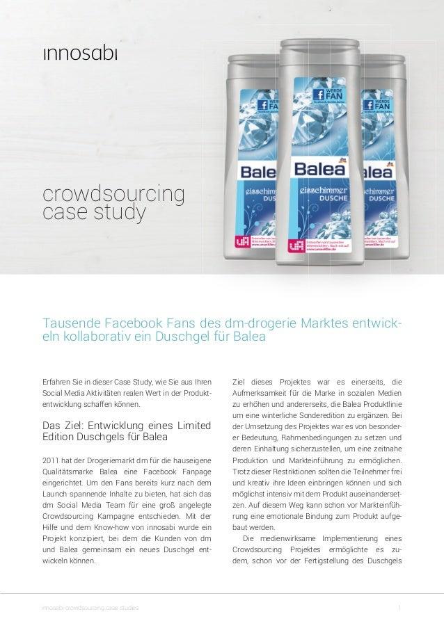 crowdsourcing case study 1innosabi crowdsourcing case studies Ziel dieses Projektes war es einerseits, die Aufmerksamkeit ...