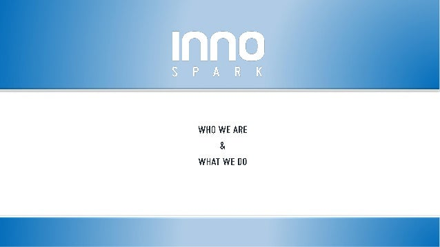 YOUR INNOSPARK PROJECT TEAM