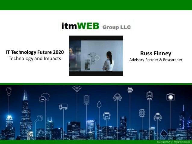 IT Technology Future 2020