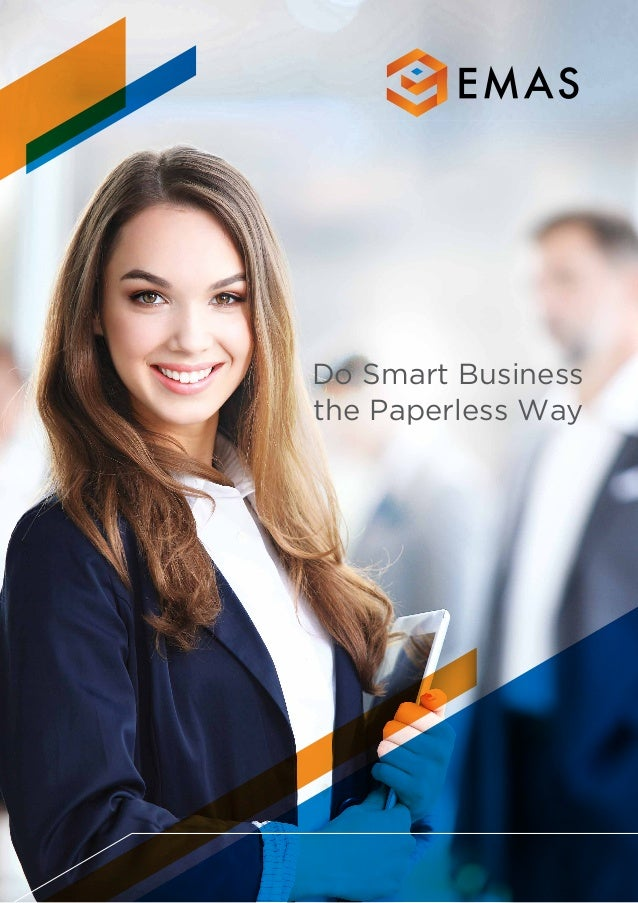 Do Smart Business the Paperless Way