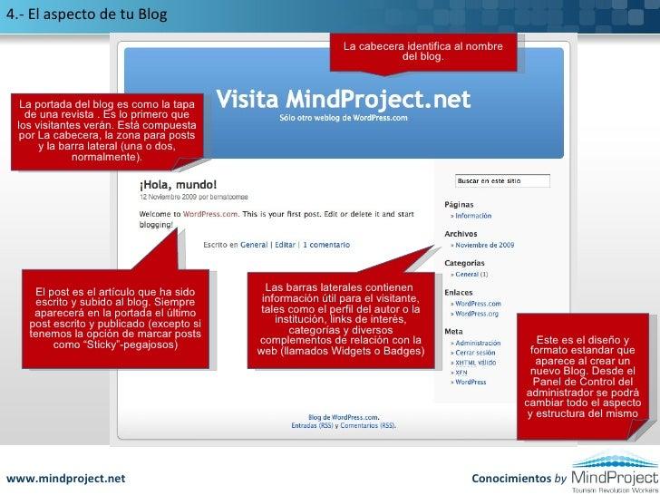 Manual iniciaci n en wordpress c mo crear tu propio blog - Cambiar de medico de cabecera por internet ...