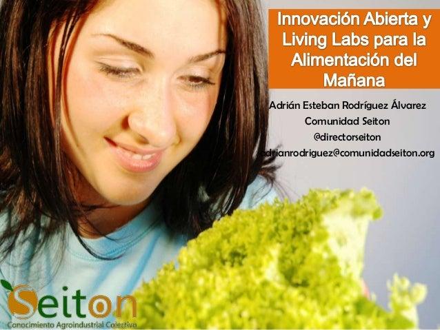 Adrián Esteban Rodríguez Álvarez         Comunidad Seiton           @directorseitonadrianrodriguez@comunidadseiton.org