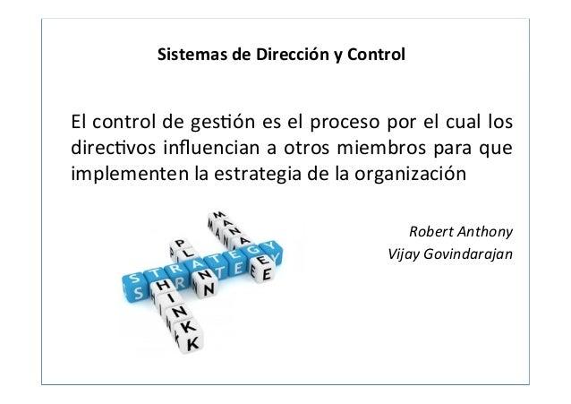 ¿Innovación en la Gestión de la Estrategia? Slide 3