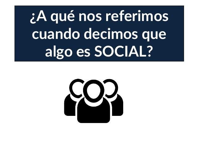 Iniciativas de innovación social Slide 2
