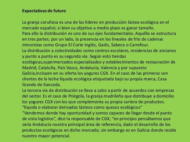 Innovaci n yogurt ecologico - Empresas de comedores escolares valencia ...