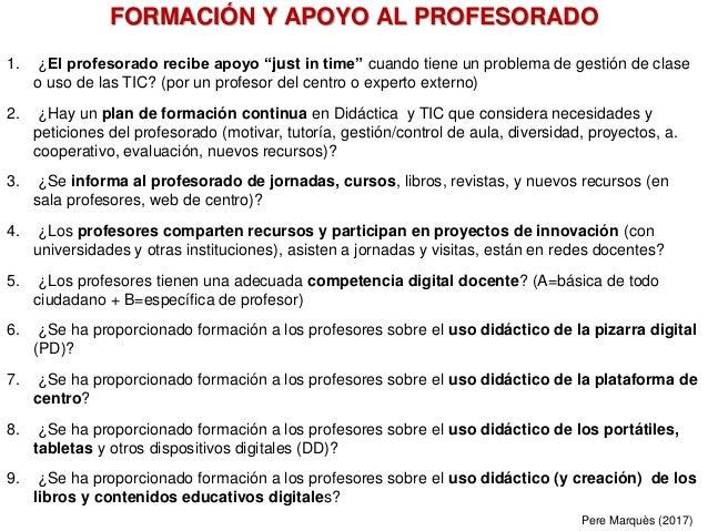"""1. ¿El profesorado recibe apoyo """"just in time"""" cuando tiene un problema de gestión de clase o uso de las TIC? (por un prof..."""