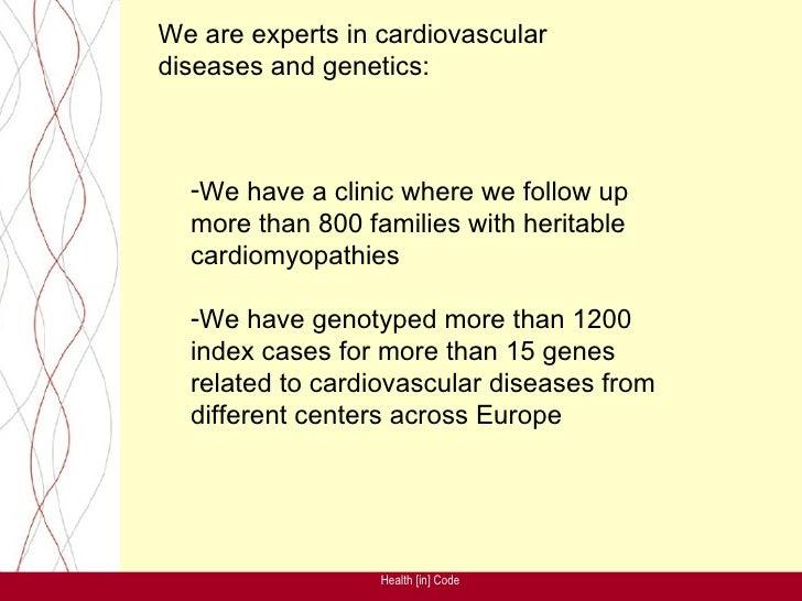 Heterogeneity:                Health [in] Code
