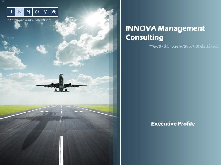 Management Consulting                        INNOVA Management                        Consulting                          ...