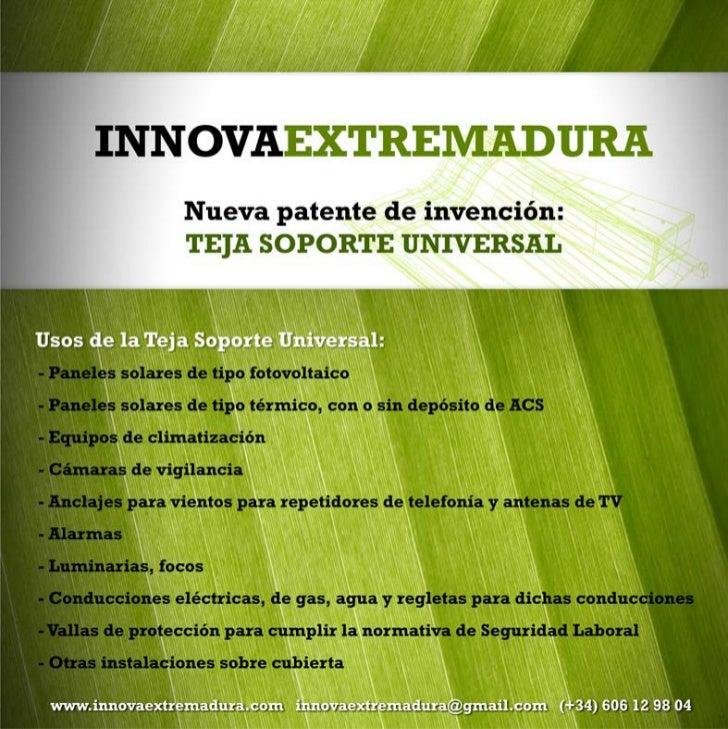 Innovaextremadura - Fehispor 2011