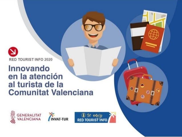 ¿Qué es la Red Tourist Info? La Ley 15/2018 de Turismo, Ocio y Hospitalidad de la Comunitat Valenciana, en su artículo 42,...