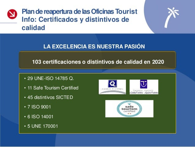PREMIO INNOVACIÓN RED TOURIST INFO 2020 Premio a la Innovación Red Tourist Info 2020