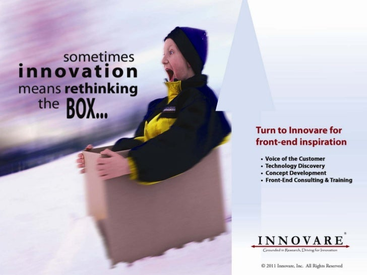 Copyright © 2000-2012, Innovare, Inc. All rights reserved.