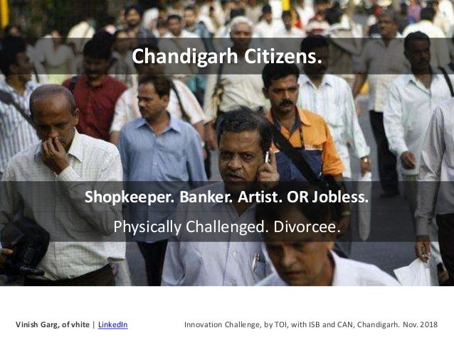 A Digitally Prepared Chandigarh - Connected, Sustainable, Future-Friendly Slide 3