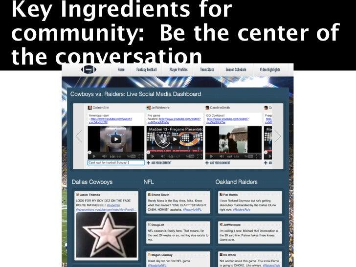 Not just liveblog, interactivelive blog