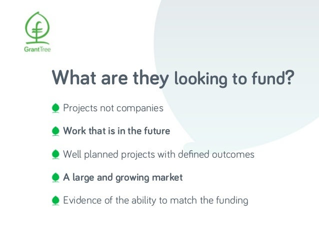UK Innovation Funding - what is available today? by @GrantTree