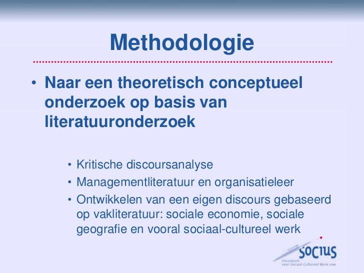 Innovatie in het sociaal-cultureel werk Slide 3