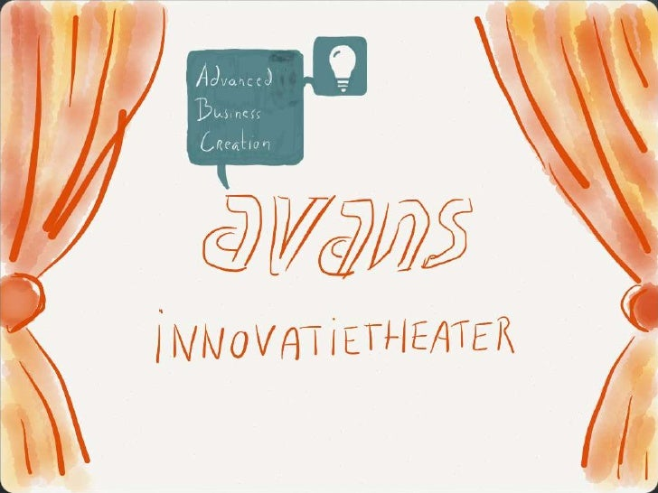 Innovatietheater AvansABC