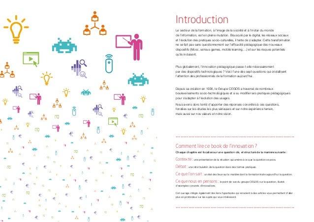 Book de l'innovation pédagogique : les 7 questions taboues pour construire le futur Slide 2