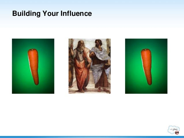 Building Your Influence