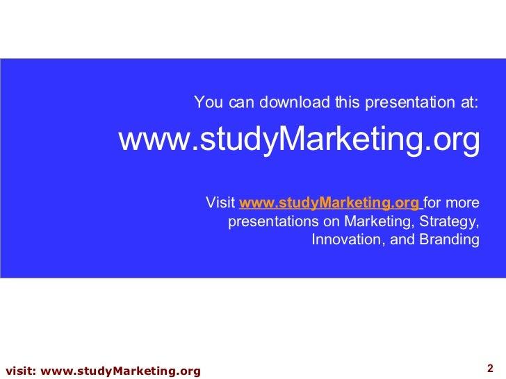 Innovation Strategy Slide 2